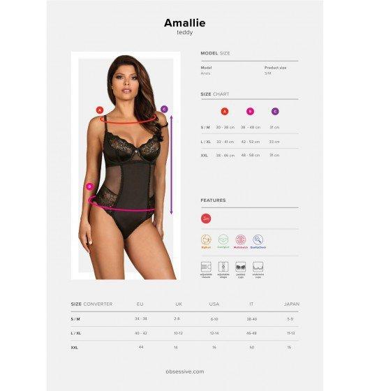 Obsessive Amallie body L/XL