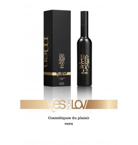 YESforLOV Eau de Parfum Rejouissance for Men 100 ml