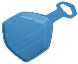 Ślizgacz plastikowy Pinguin - niebieski