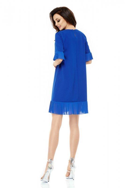 Sukienka z falbanką L243