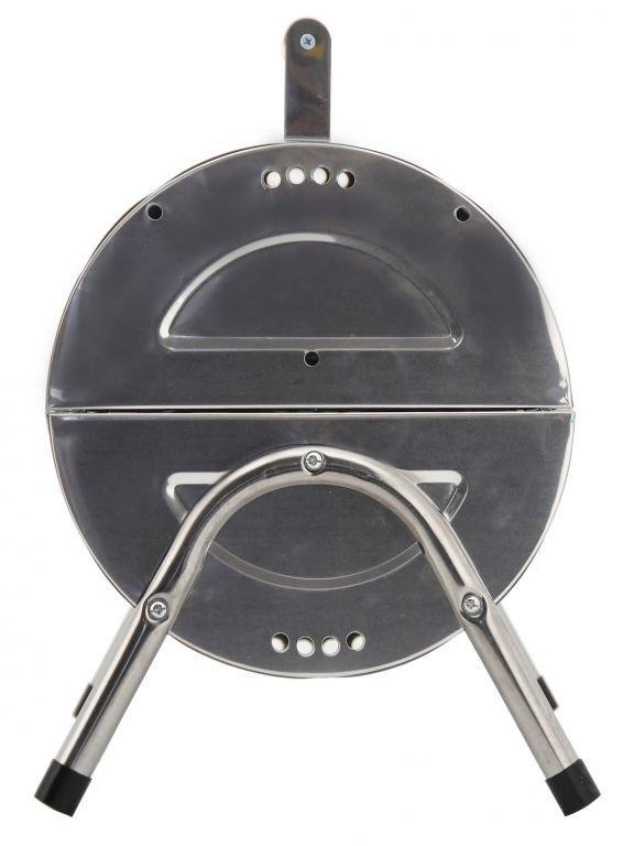 Grill węglowy DOUBLE - skok 2 x 38 cm