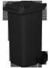 Pojemnik na odpady 120L grafit