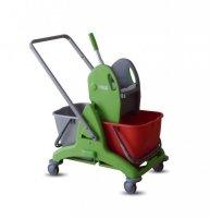 Wózek do sprzątania Carello 3P 2x15L