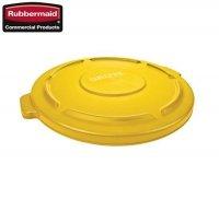 Pokrywa BRUTE® Yellow okrągła do kontenera 2620-00