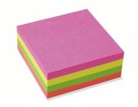 Notes samoprzylepny Esselte 75x75 kostka neon