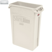 Kosz Slim Jim® With Venting 87L Beige