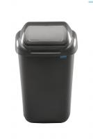 Kosz na śmieci STANDARD 50L grafitowy