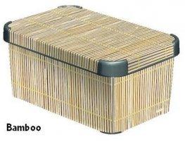 Pojemnik DECO'S STOCKHOLM S Bamboo
