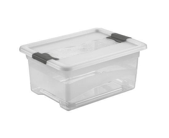 Pojemnik Crystal-box 12L transparentny