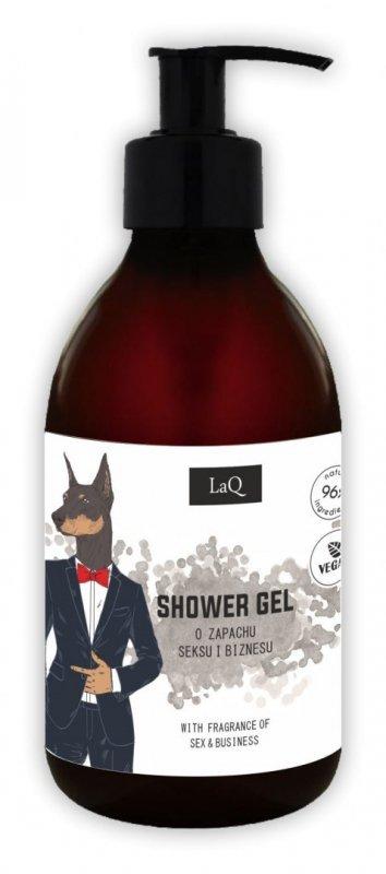 LaQ Men Doberman Żel pod prysznic 8w1 500ml