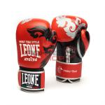 Rękawice bokserskie MUAY THAI Leone