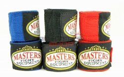 Bandaże bawełniane BB-2,5 m Masters