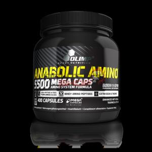 Anabolic Amino 5500 Mega Caps Olimp Labs