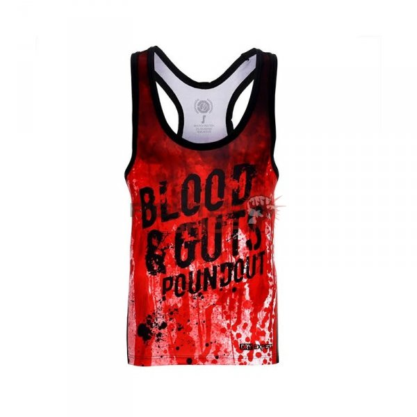 Tank Top BLOOD & GUTS Poundout