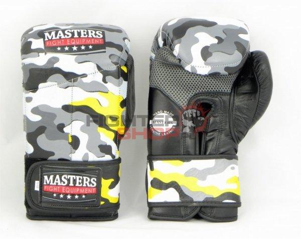 Rękawice bokserskie RBT-CAM Masters