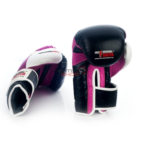 Rękawice bokserskie LADY LINE Professional Fighter