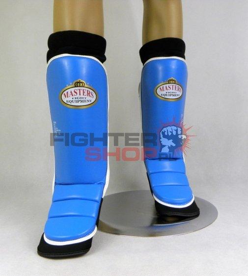 Ochraniacz piszczeli i stopy do MMA NS-N Masters