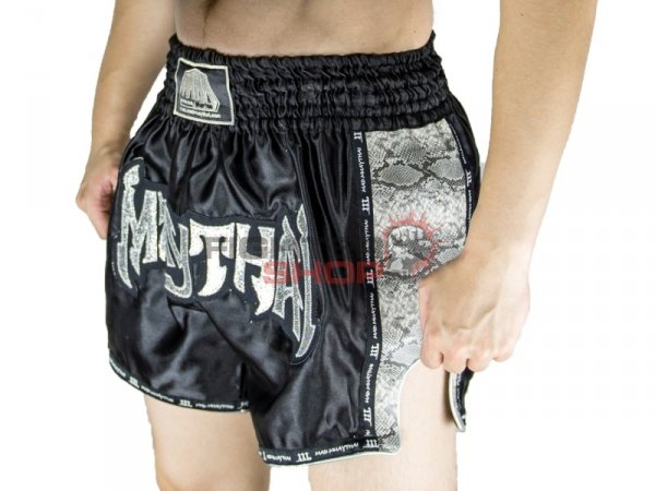Spodenki tajskie MDR-005 MAD Muay Thai