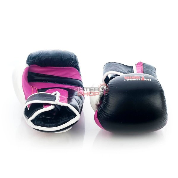 Rękawice bokserskie LADY LINE Professional Fighter