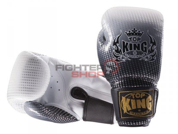 Rękawice bokserskie TKBGSS-01SV SUPER STAR Top King
