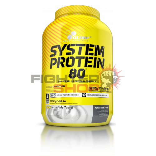 System Protein 80 220g Olimp Labs