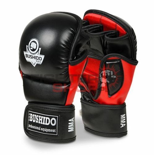 Rękawice do MMA ARM-2011 Bushido