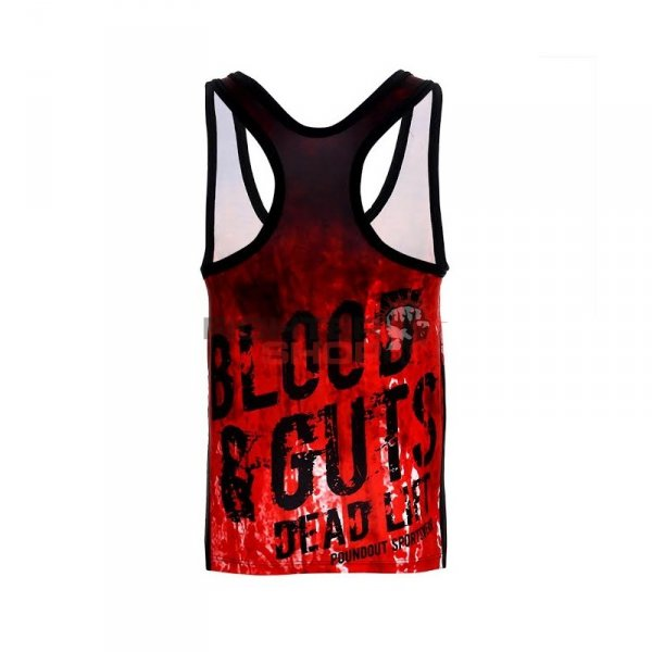 Tank Top BLOOD & GUTS Poundout