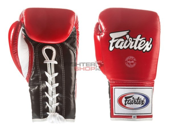 Rękawice bokserskie sznurowane BGL1 Fairtex