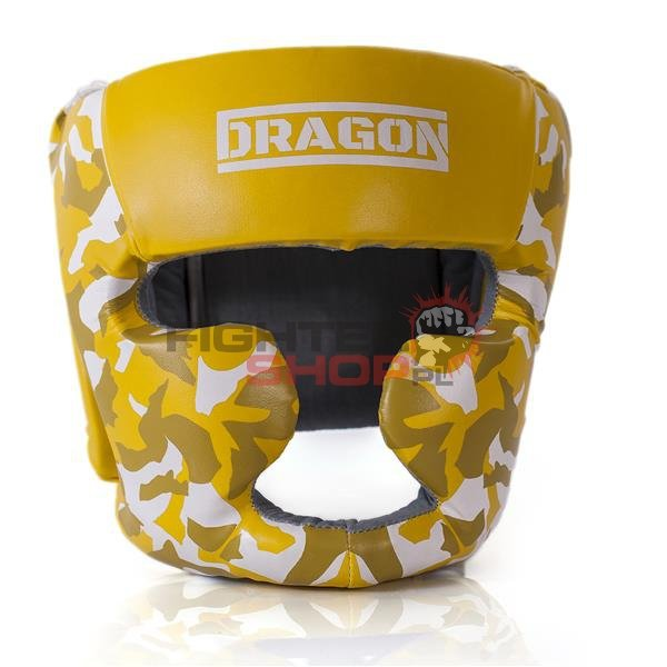 Kask treningowy TWIN MORO Dragon