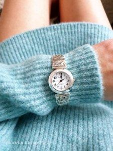 Zegarek ze srebra kod 872