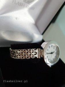 Zegarek ze srebra kod 507