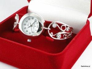 Zegarek ze srebra kod 88