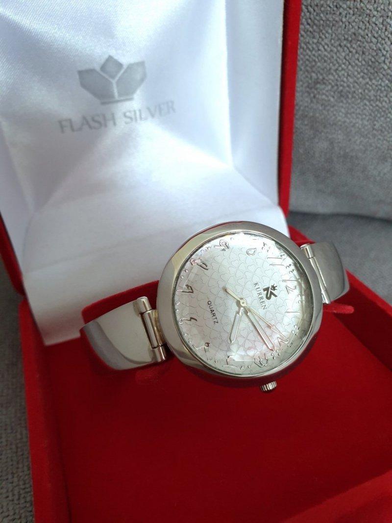 Zegarek Srebro 925