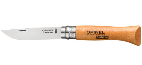 Nóż Opinel 6 carbon buk