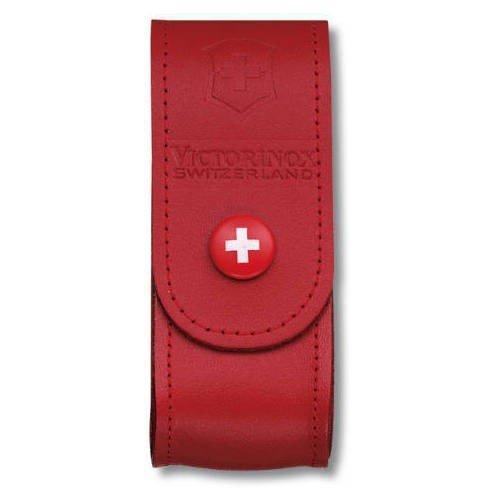 Victorinox Etui Skórzane Czerwone 4.0520.1