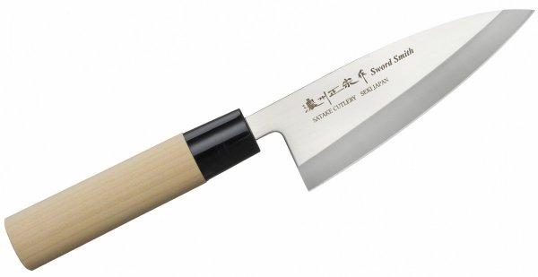 Nóż Deba 12 cm Satake Sashimi & Deba
