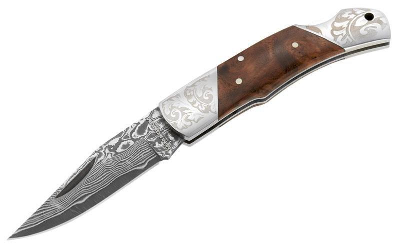 Nóż Magnum Damascus Duke