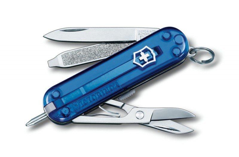Victorinox Signature 0.6225.T2 niebieski