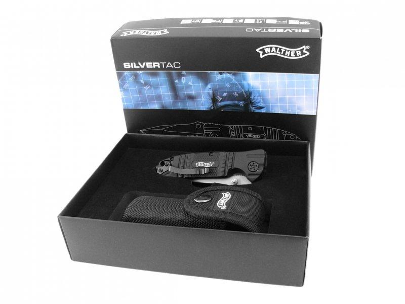 Nóż Walther Silver Tac STK