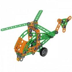 Wader Klocki Konstrukcyjne Mały Wynalazca Helikopter 130 elementów