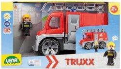 Truxx Straż pożarna z drabiną pudełko