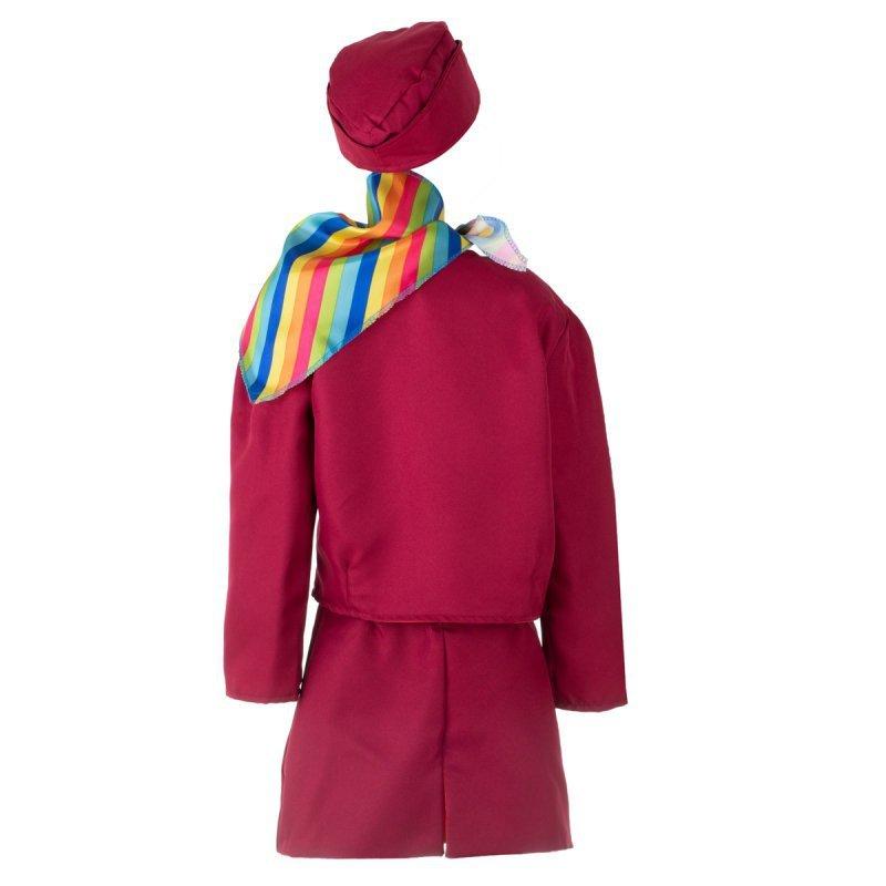 Kostium strój karnawałowy stewardesa