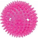 Zolux Zabawka piłka z kolcami 8cm różowa
