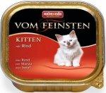 Animonda Vom Feinsten Kitten Wołowina 100g