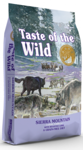 Taste of the Wild Adult Sierra Mountain 2kg