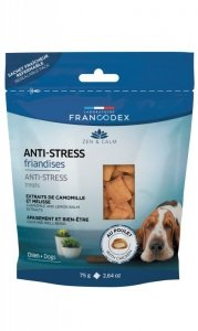 Francodex  przysmak antystresowy dla psa 75g