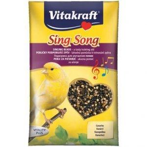 Vitakraft Sing Song karma na śpiew dla papugi 20 gram