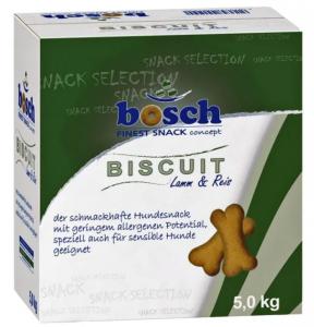 Bosch Biscuit ciastka Lamb & Rice 5kg