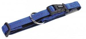 Nobby Obroża Soft Grip 20-30cm 10mm niebieska