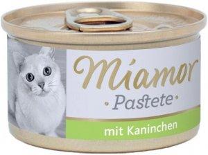 Miamor Królik 85gr pasztecik dla kota